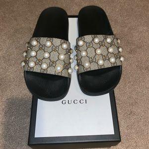 Women's Gucci Slides